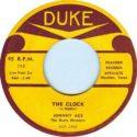 Johnny Ace The Clock