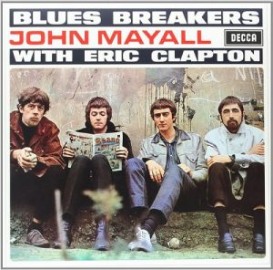 John Mayall Blues Breakers with Eric Clapton