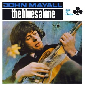 John Mayall The Blues Alone