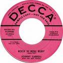 Johnny Carroll Rock N' Roll Ruby