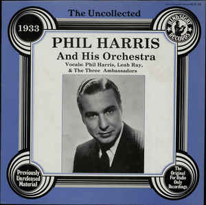 Phil Harris and his Orchestra