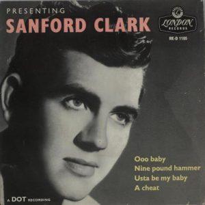 Sanford Clark EP