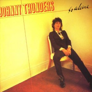 Johnny Thunders So Alone