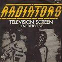 The Radiators Television Screen