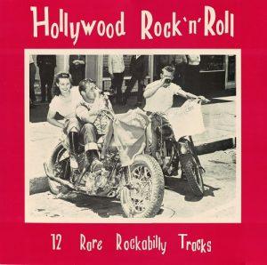 Glen Glenn Hollywood Rock'n'Roll